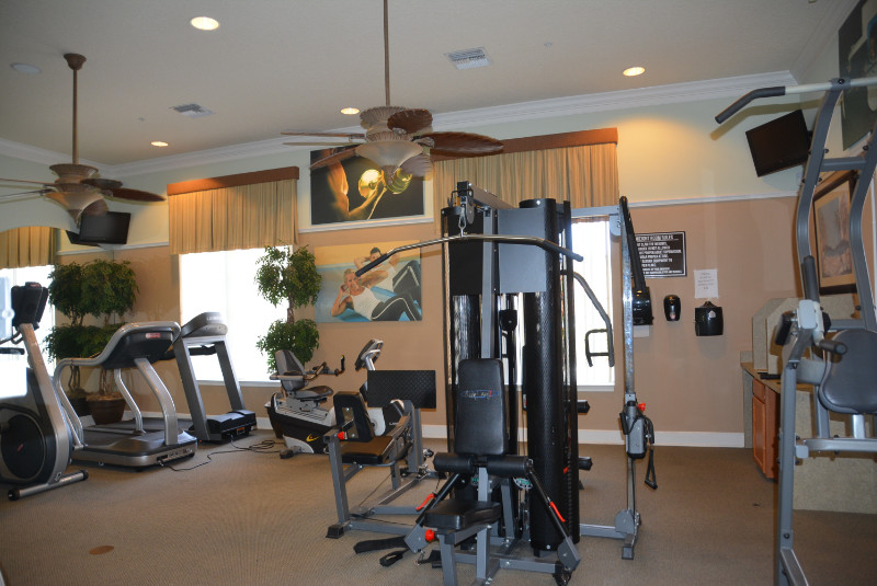 Community Center Excersise Room