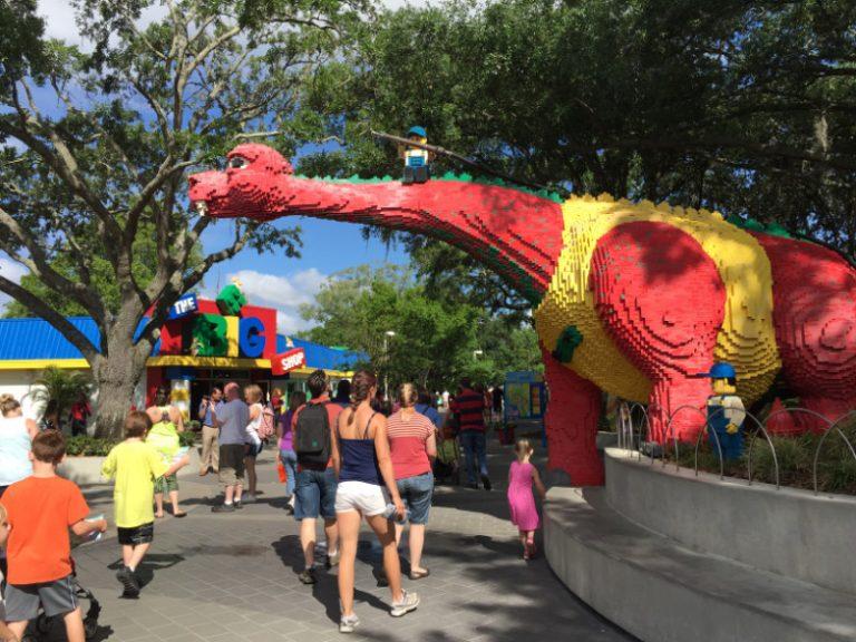 Legoland Dinosaur