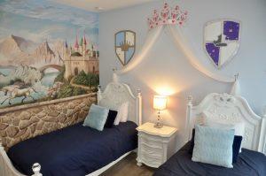 Princess/Prince Bedroom