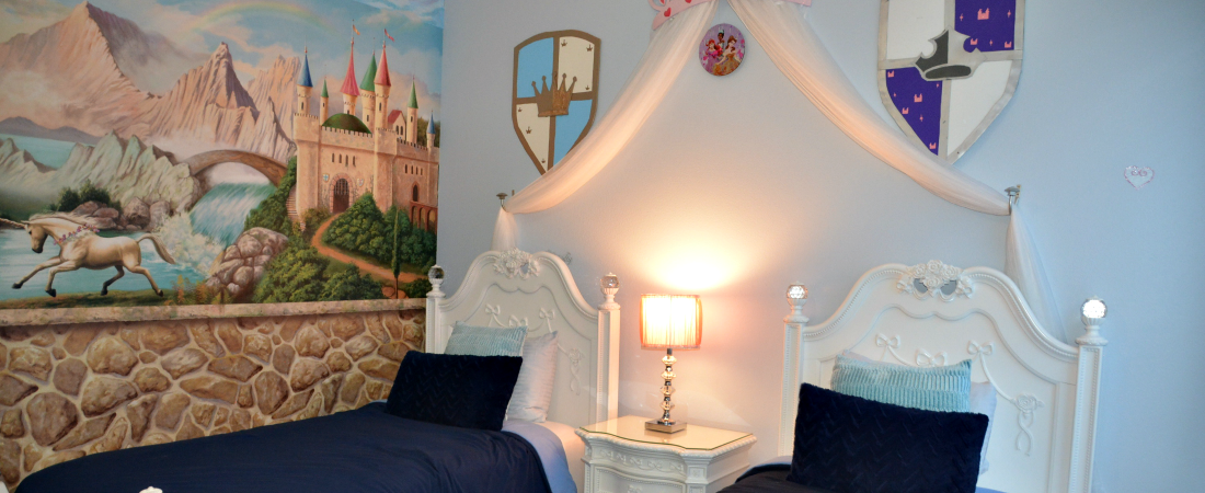 A Magical Villa Royal Room